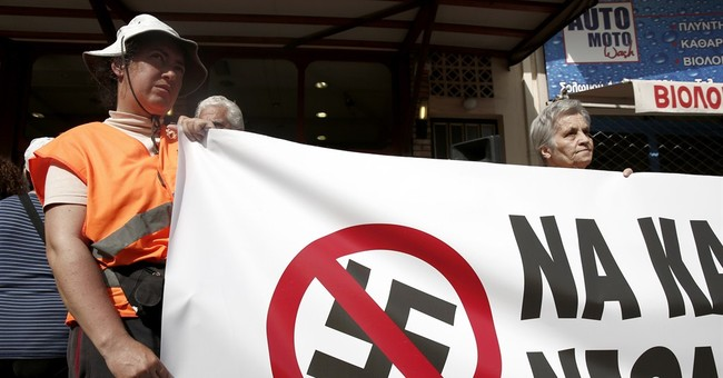 Trial of Greece's Nazi-inspired Golden Dawn party adjourned