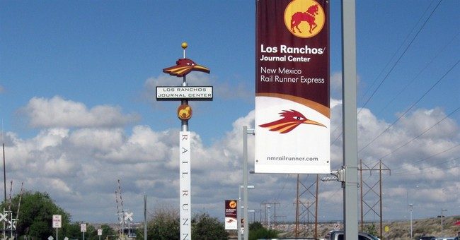 New Mexico's commuter rail line faced with financial burdens
