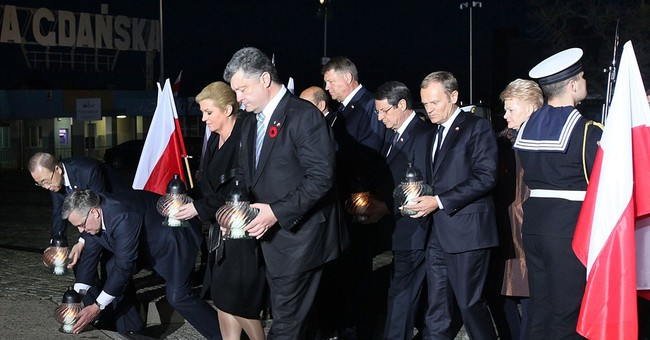 Poland marks 70th anniversary of end of WWII