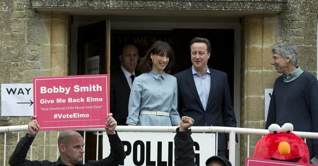 Exit poll: Conservatives surprisingly strong in UK election