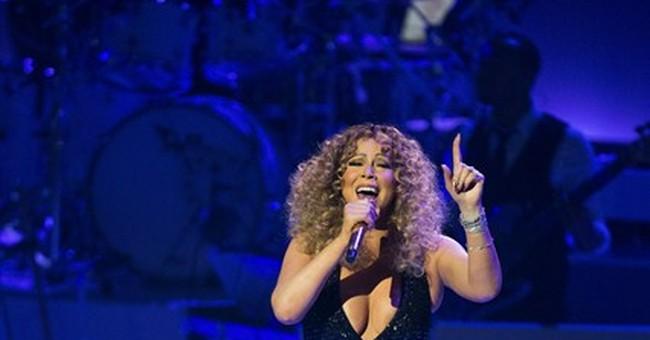 Mariah Carey hits the high notes for Las Vegas residency