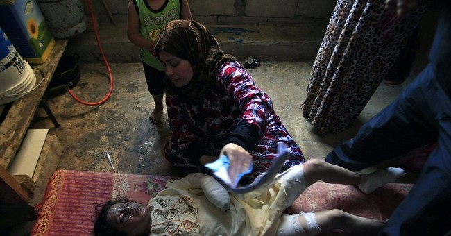 Fire in southern Lebanon injures 3 Syrian refugee girls