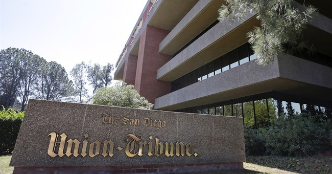 Los Angeles Times publisher to buy San Diego newspaper