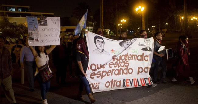 Guatemala congress launches probe of VP over graft scandal