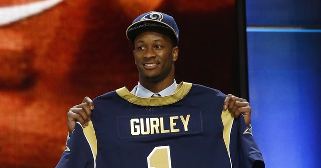 Georgia governor signs 'Todd Gurley bill' into law