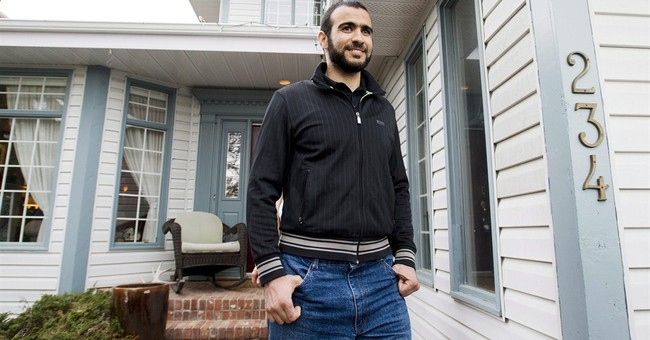 Ex-Gitmo inmate Omar Khadr asks Canada for a fresh start