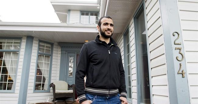 Ex-Gitmo inmate Omar Khadr asks Canada for a fresh start