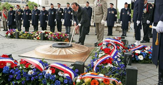 Europe marks 70 years since Nazi defeat, end of epochal war