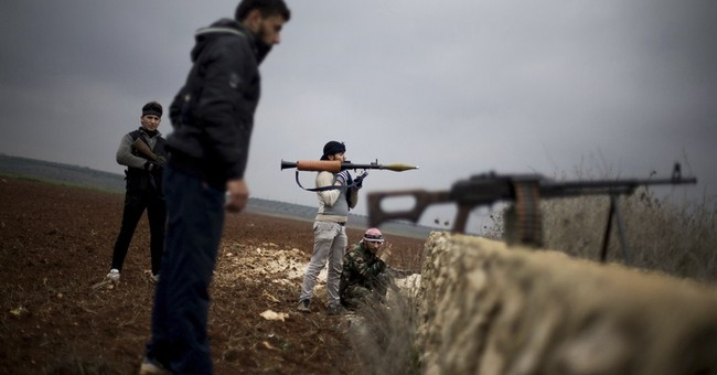 Syria rebels cast doubt on US training program