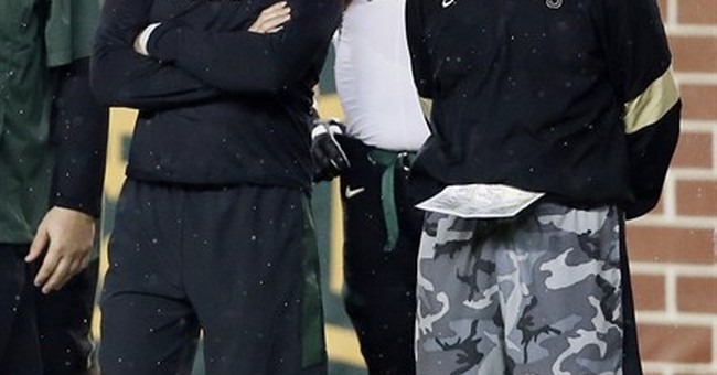 Baylor's Briles takes on tough mix of family and football