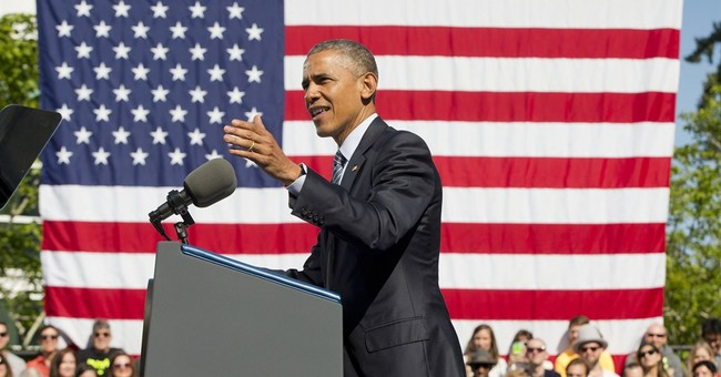 Obama at Nike promotes trade deal, says 'Just do it'