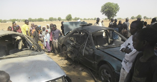 Suspected extremists attack school in northeast Nigeria