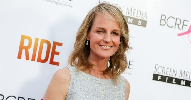 Helen Hunt talks new film 'Ride' and plotting her TV return