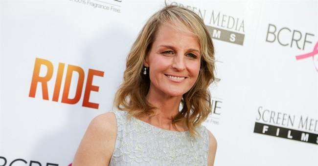 Helen Hunt talks new film 'Ride' and plotting her TV return