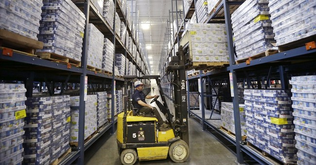 US wholesale stockpiles rose slightly in March