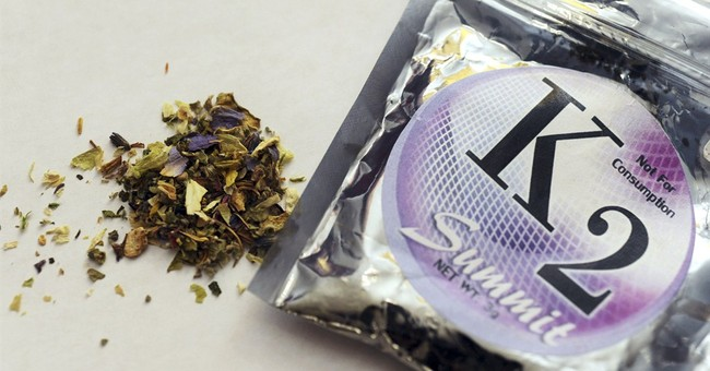 Synthetic pot leads to nationwide spike in hospitalizations