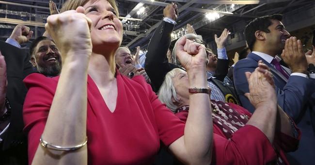 Scottish National Party landslide shakes up UK politics