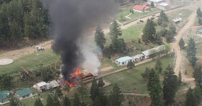 Pakistan mourns ambassadors, others killed in chopper crash