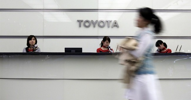 Toyota zooms to record $18B profit on sales growth, yen