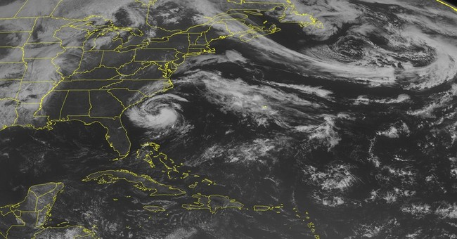 Ana becomes tropical storm as it nears the Carolinas