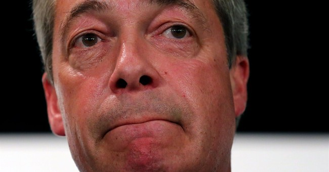 Britain's UKIP says it rejects party leader's resignation