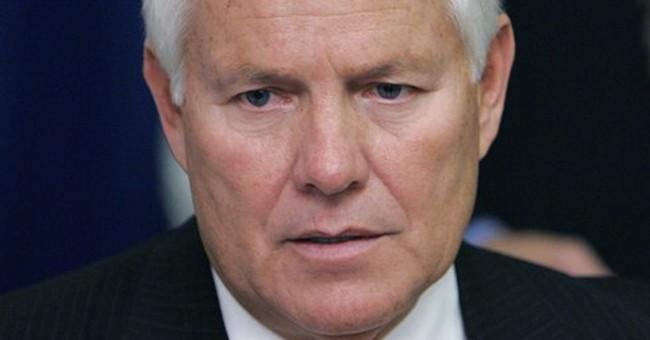Ohio mayor resigning; blames newspaper, councilman feud