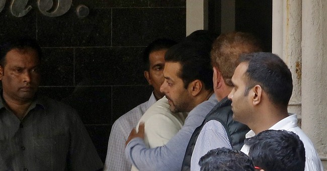 Appeals court grants bail to Indian movie star