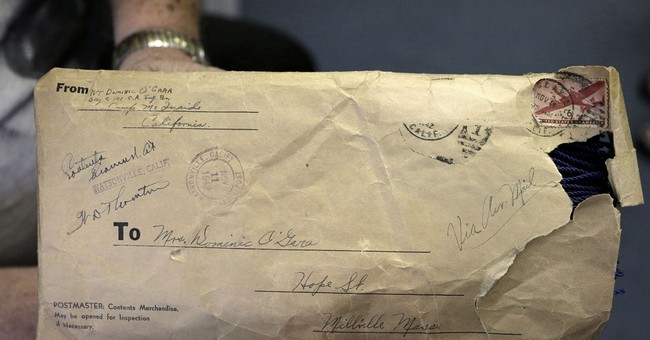 WWII soldier's gift to mom, lost for 73 years, returns home