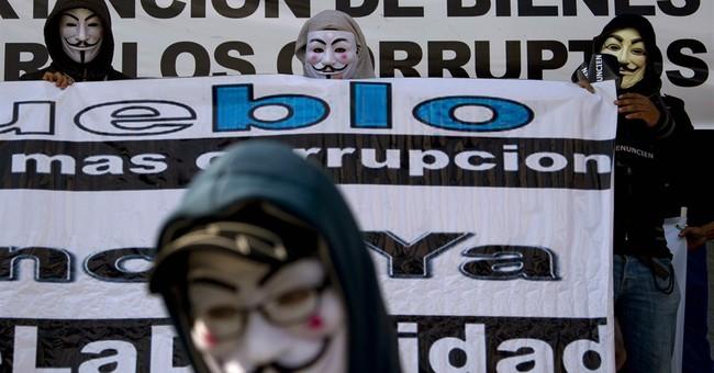 Wiretaps in Guatemala corruption scheme name top justice
