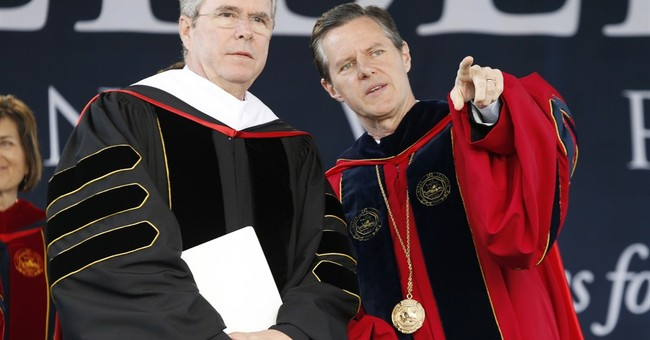 Jeb Bush: Stronger 'Christian voice' needed in world