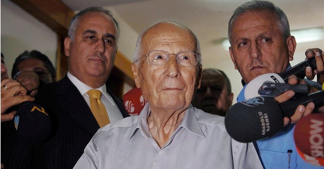 Turkish coup leader, former president, Evren dies at 97