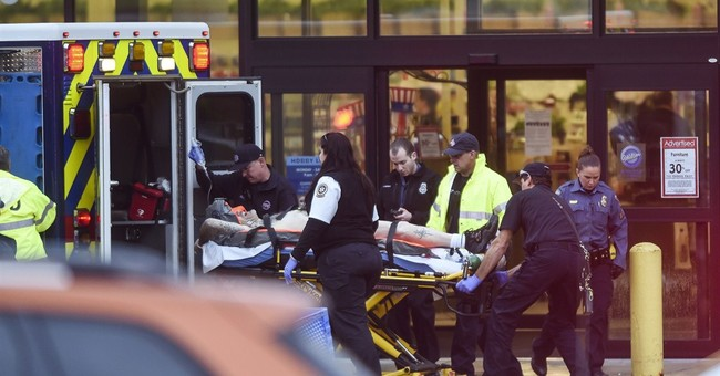 Chaos after deputy shoots man inside Colorado Springs store