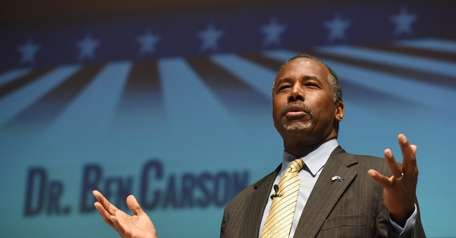 Ben Carson: US should rethink Supreme Court review of laws