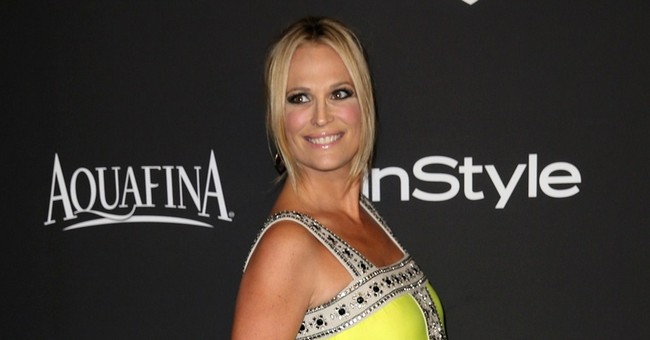 Molly Sims wants to help women find their inner x-factor