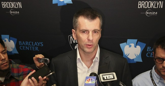 Nets open to offers, but say no sale of the team is imminent