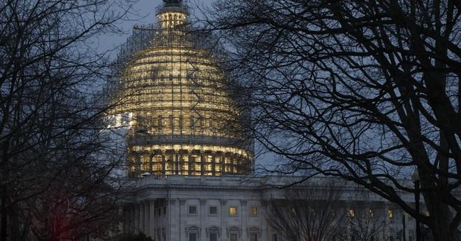 Federal deficit in October-December up slightly at $176.7B