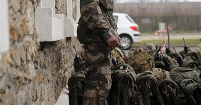 France: Terror funding, attack weapons came from abroad