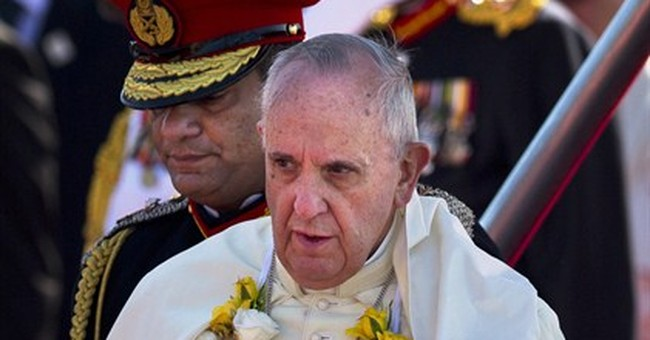 Pope presses Sri Lankan unity call with Mass, Tamil visit