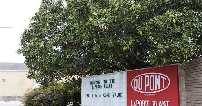 DuPont workers may have been exposed to toxic gas for years