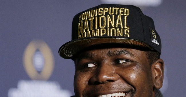 With NFL talk buzzing, Cardale Jones says he's 'not ready'