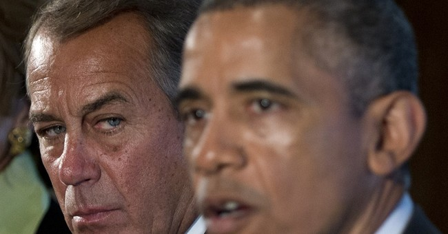 Republicans press attacks on Obama agenda