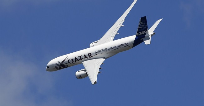 Airbus, Boeing split annual sales rivalry