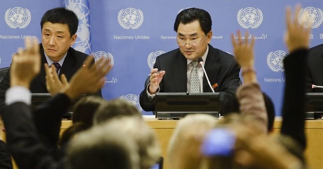 North Korea again urges US to suspend military exercises