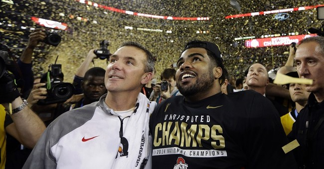 Buckeye Bash: Ohio State claims title in playoff's debut
