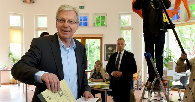 Center-left party seen winning German state vote