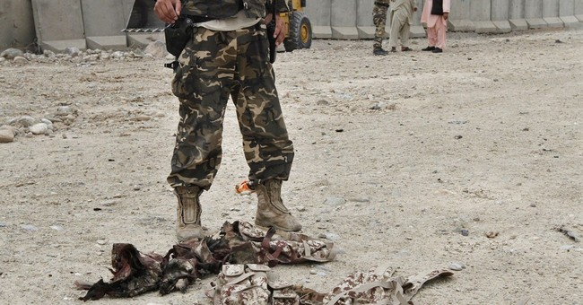 Afghan official: Suicide attack in Kabul kills 3, wounds 18