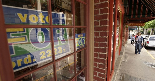 Small Arkansas town split over anti-discrimination measure