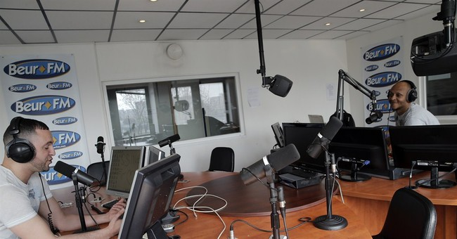 French radio station takes on new role after Paris attacks