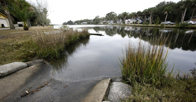 Sea rise threatens Florida coast, but no statewide plan