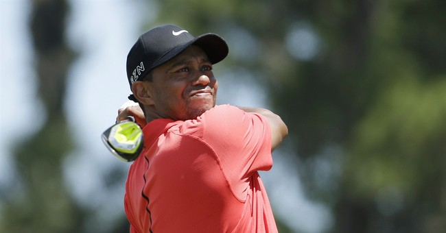 Tiger Woods writes letter to boy with stuttering problem